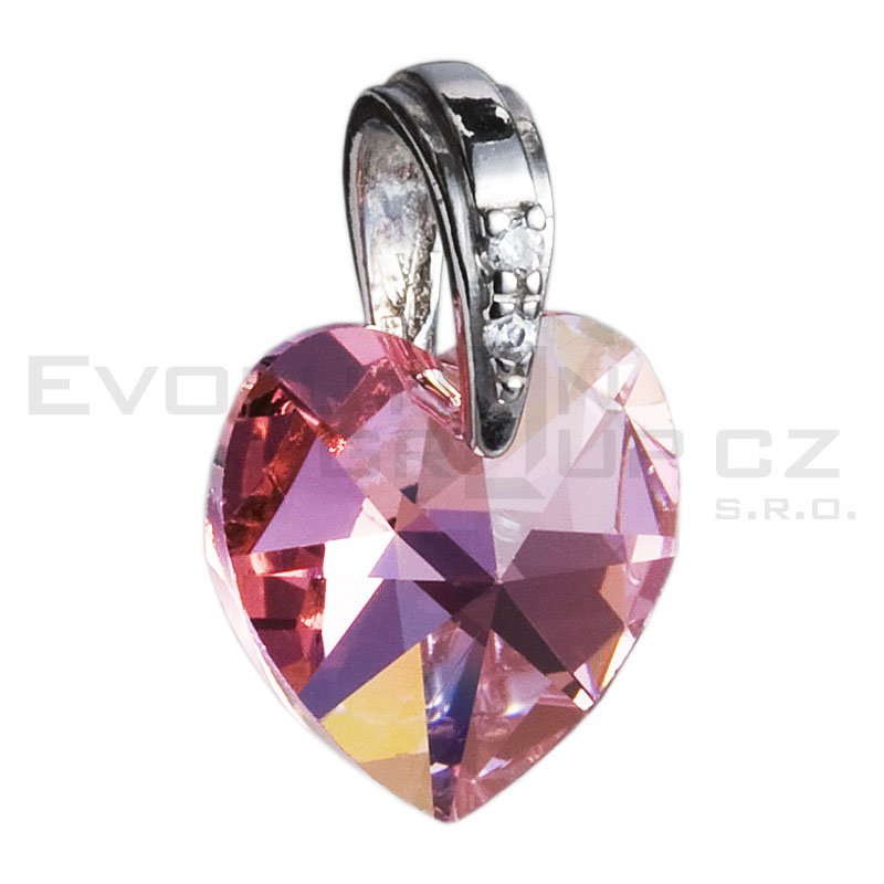 Wisiorek SWAROVSKI ELEMENTS 34003.4 lt.rose ab