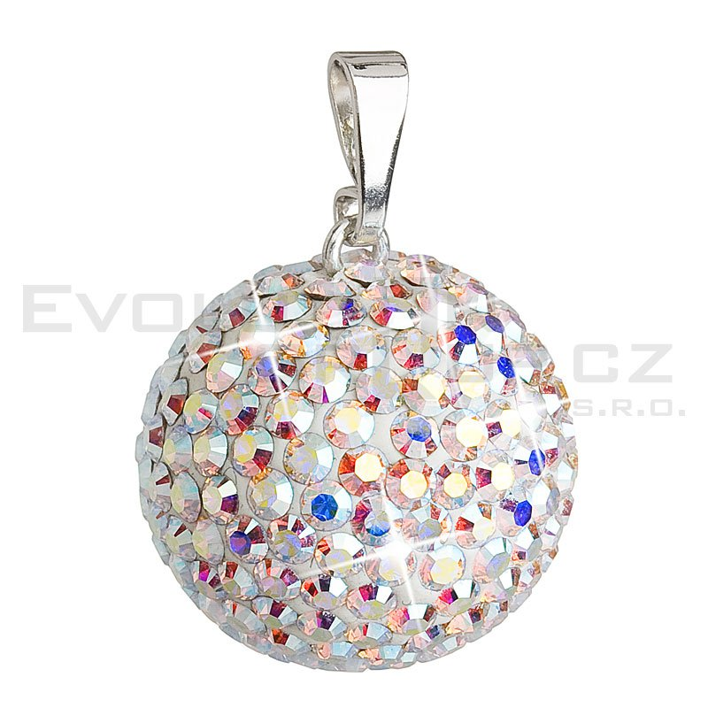 Wisiorek SWAROVSKI ELEMENTS 34081.2 crystal ab