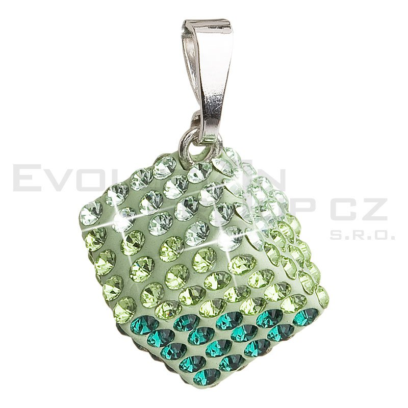 Wisiorek SWAROVSKI ELEMENTS 34082.3 emerald