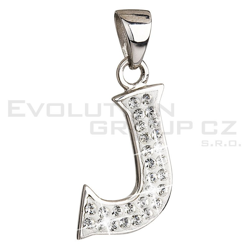 Wisiorek SWAROVSKI ELEMENTS 34102.1 crystal J
