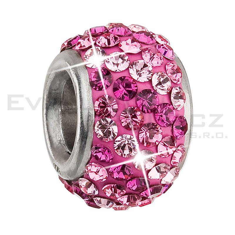 Wisiorek SWAROVSKI ELEMENTS 34133.3 rose