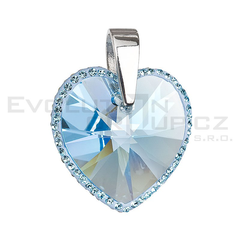Wisiorek SWAROVSKI ELEMENTS 34137.3 aqua