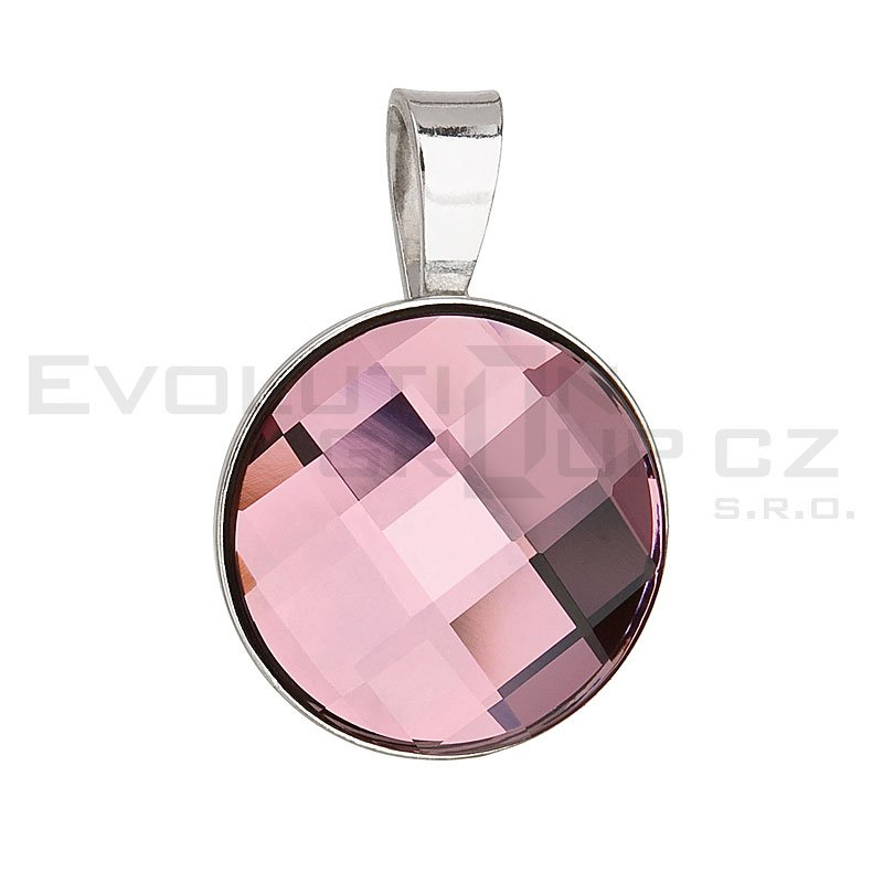 Wisiorek SWAROVSKI ELEMENTS 34144.3 antik pink