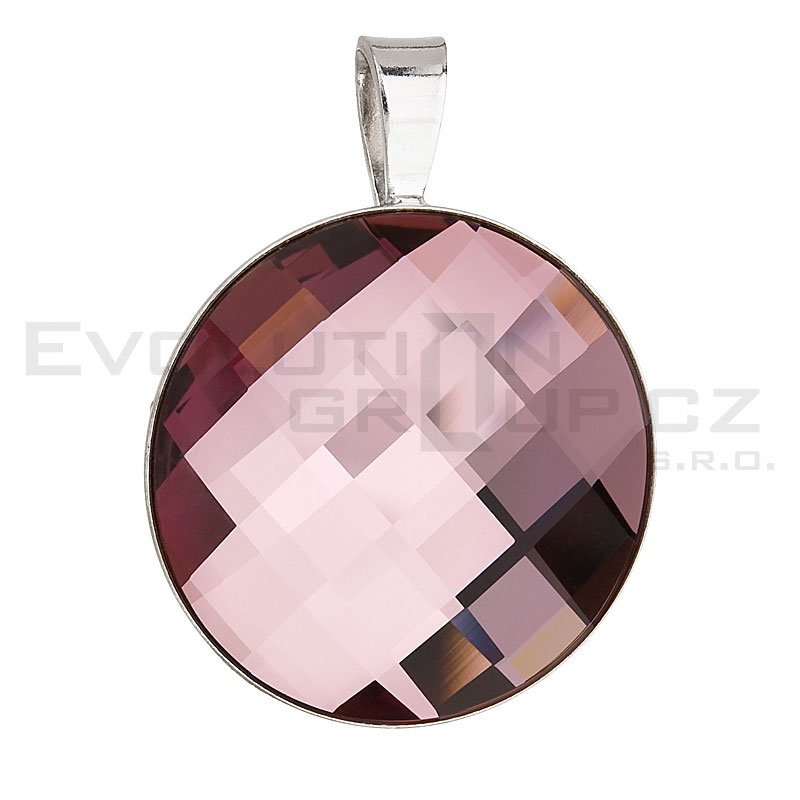 Wisiorek SWAROVSKI ELEMENTS 34145.3 antik pink