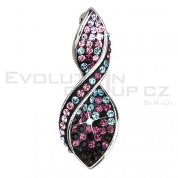 Wisiorek SWAROVSKI ELEMENTS 34166.3 magic violet