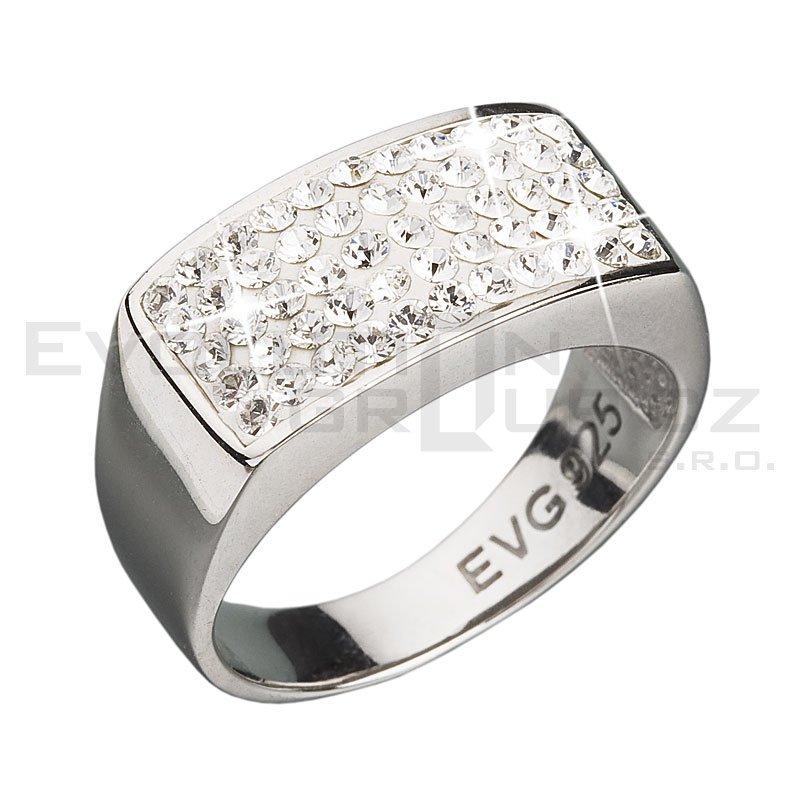 Pierścionek SWAROVSKI ELEMENTS 35014.1 crystal