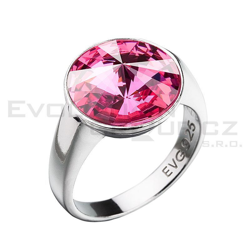 Pierścionek SWAROVSKI ELEMENTS 35018.3 rose