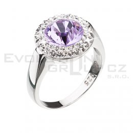 Pierścionek SWAROVSKI ELEMENTS 35026.3 violet